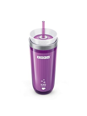 Zoku Ice Coffee Maker - Paars