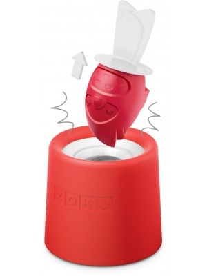 ZOKU Icelolly Pop Maker Rood Vogel