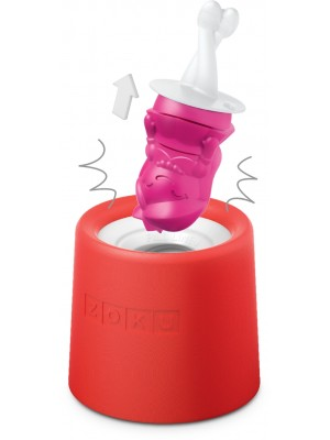 ZOKU Icelolly Pop Maker Rood Prinsesje