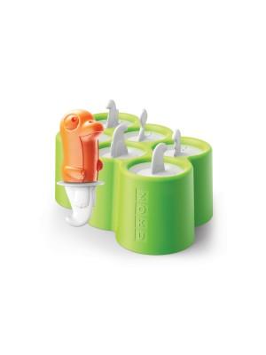 Zoku Icelolly Pop Maker Dinosaur 6 stuks