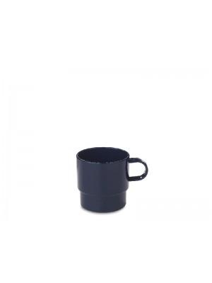 Rosti Mepal basic (camping) Koffiekop Basic 161 - Ocean Blue (donkerblauw)