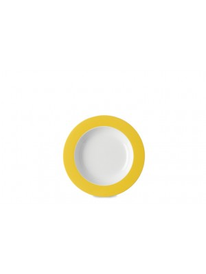 Mepal Diep bord Wave 210 mm - Latin yellow
