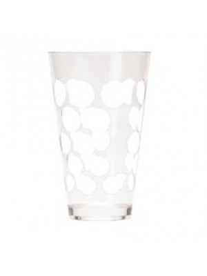 Zak! Designs Dot Dot Drinkbeker 30 cl - Wit