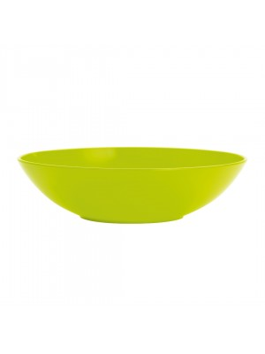 Zak!Designs - BBQ Sorbet  Diep Bord Ø  21 cm - Lime groen