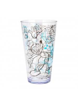 Zak!Designs Disney Classic Gang  drinkbeker 70 cl - Geel