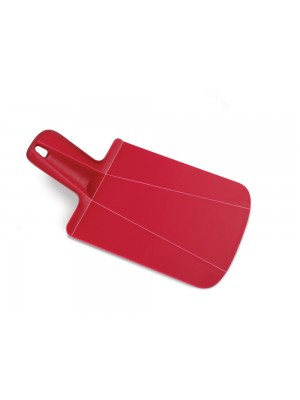 Joseph Joseph Chop2Pot Plus Snijplank - Klein - Opvouwbaar - Rood