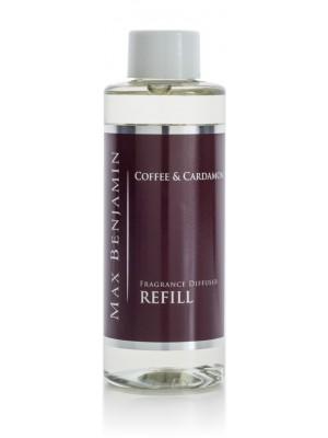 Max Benjamin Geurrefill voor Diffuser Classic 150 g - Coffee & Cardamom