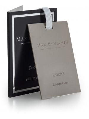 Max Benjamin Geurkaart - Dodici