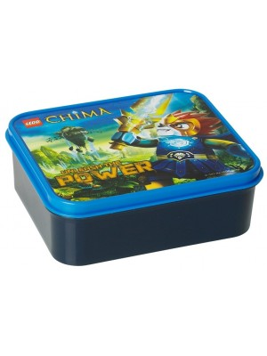 Lego Legends of Chima Lunchbox - Blauw