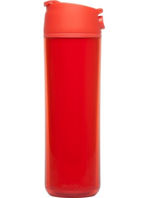 Aladdin Flip & Sip Vacuum Drinkbeker 0,47 liter Tomato - Rood