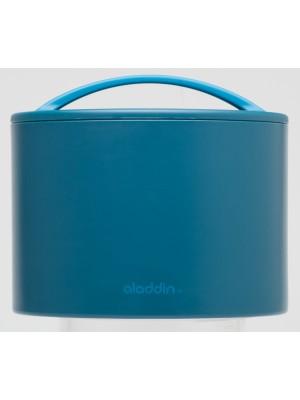 Aladdin Bento Lunchbox 0,6 liter - Marine Blauw