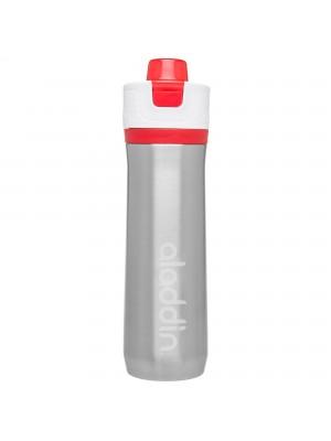 Aladdin Hydration Active Drinkbeker Rvs 600 ml - Rood