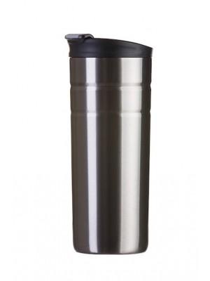 Contigo Bueno Vacuum Tumbler - Thermische beker - 490 ml - Gunmetal