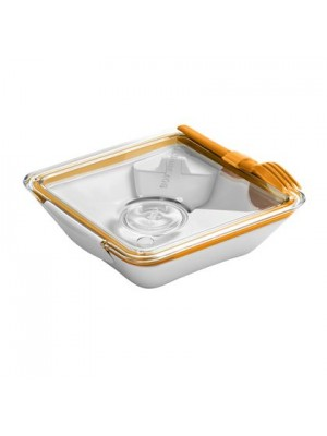 Black+Blum Box Appetit Lunchbox Appetit 880 ml - Oranje