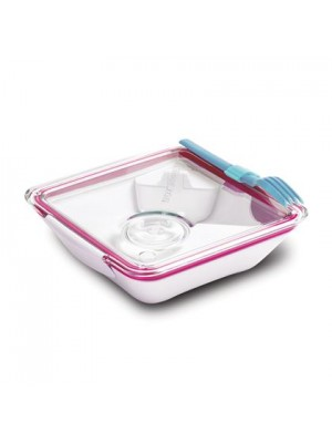 Black+Blum Box Appetit Lunchbox Appetit 880 ml - Roze