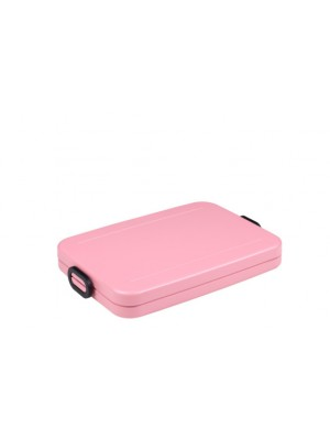 Mepal lunchbox Take a Break flat - Nordic Pink