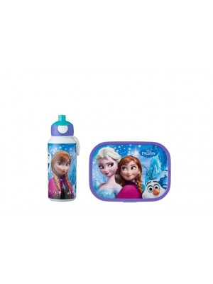 Mepal Lunchset Campus (pop-up drinkfles en lunchbox) - Frozen Sisters Forever