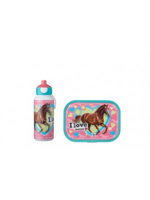 Mepal Lunchset Campus (pop-up drinkfles en lunchbox) - My Horse