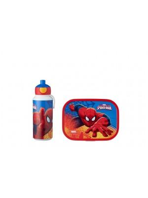 Mepal Lunchset Campus (pop-up drinkfles en lunchbox) - Ultimate Spiderman
