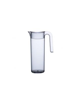 Mepal Waterkan Flow 1.5 liter - Helder